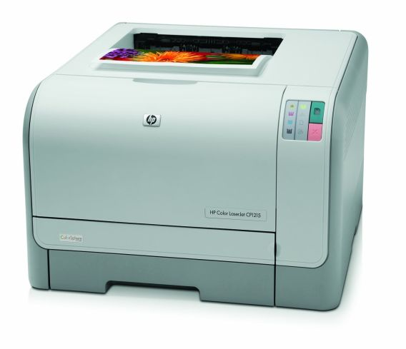 Foto HP Color LaserJet CP1215