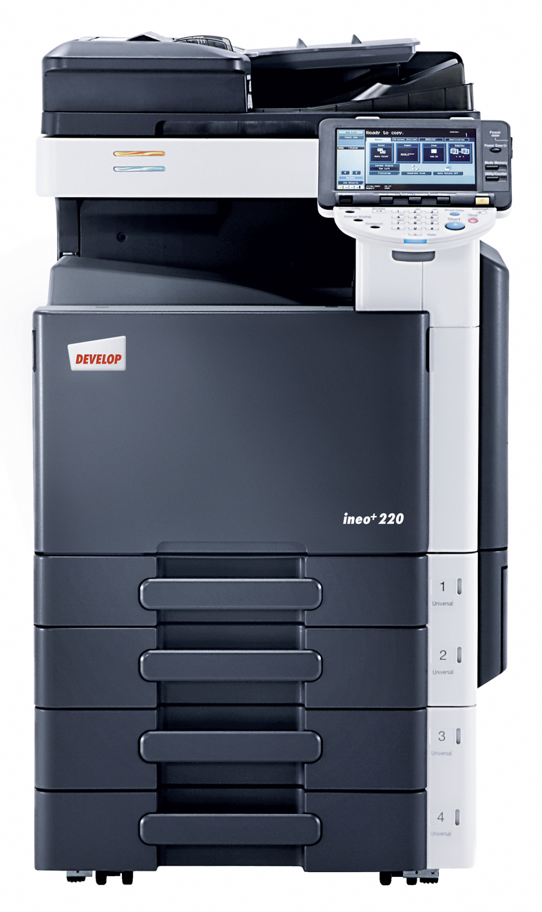 Cartucho Toner Develop Ineo 220 22 90eur