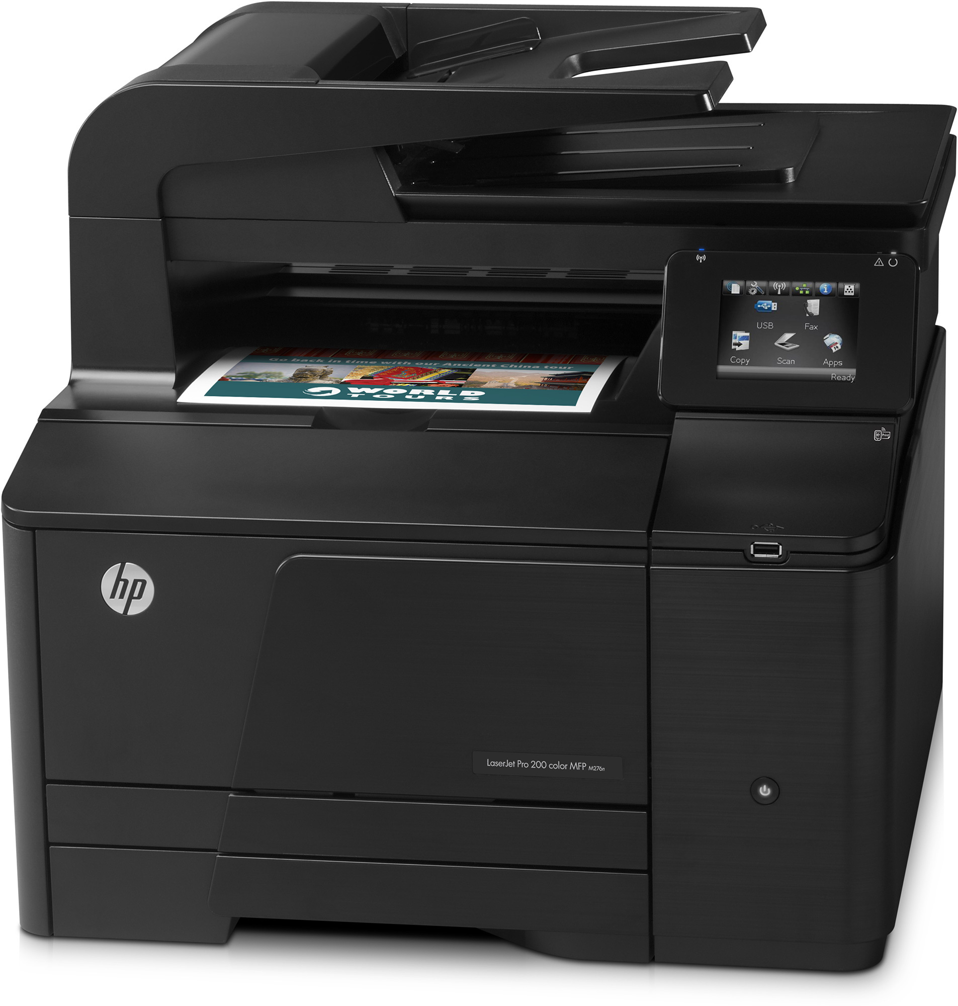 Hp Color Laserjet Pro 200 Mfp M276n Tonerimpresoras