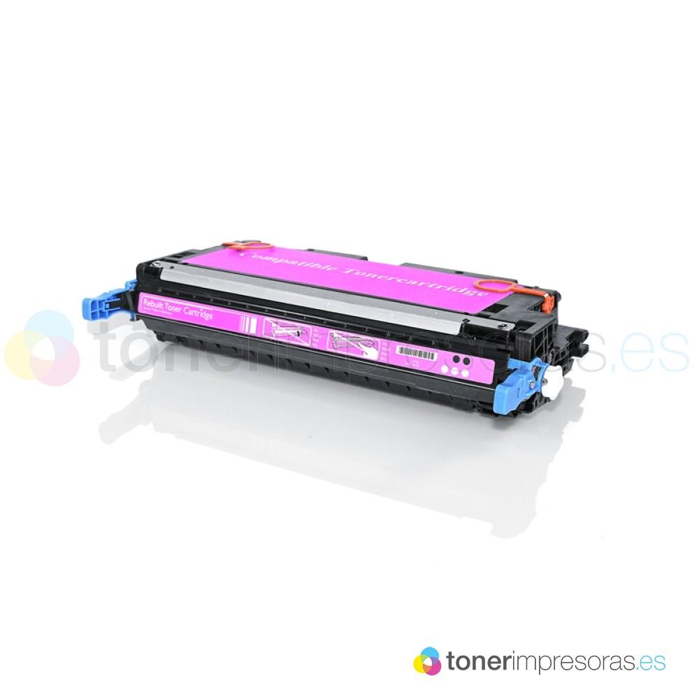 Cartuchos De TONER COMPATIBLE Para HP Color LaserJet 3600