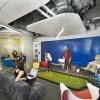 Las mejores oficinas del mundo: Google en Boston
